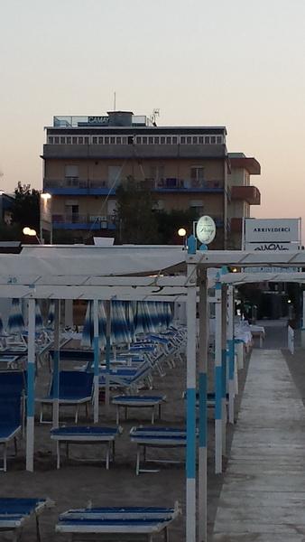 """Riccione Hotel """" stelle Riccione Albergo sul mare"""