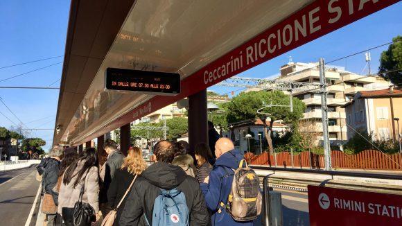 Metromare albergatori 4 580x326 1 Per il Sigep debutta il Metromare Shuttle Albergatori testano il servizio