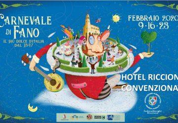 Carnevale di Fano: Hotel di Riccione convenzionati - Federalberghi Riccione