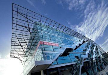 Il Palazzo dei congressi di Riccione si presenta al mondo
