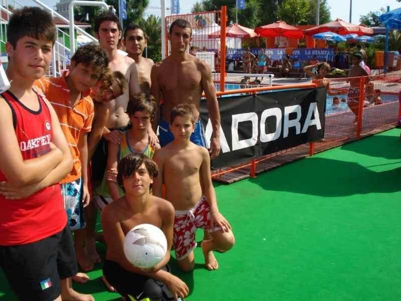 Animazione9 beach village Riccione Luned riapre agli ospiti Riccione Terme