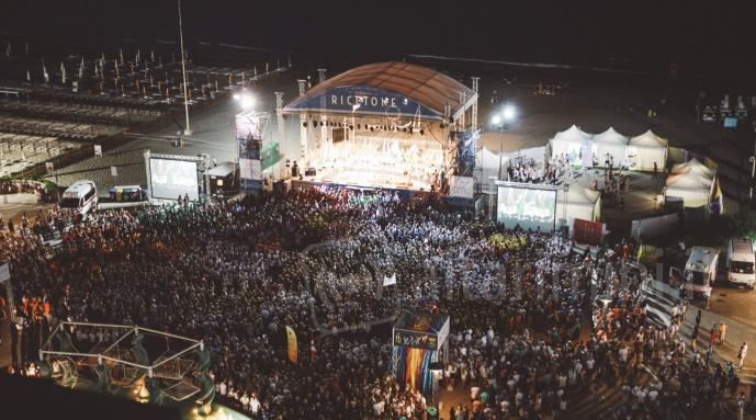 Arena roma 2 I comitati si alleano e creano Riccione City Concept una rete per l organizzazione di eventi condivisa
