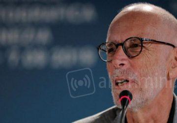 Gabriele Salvatore al Cinepalace di Riccione per presentare il suo ultimo film