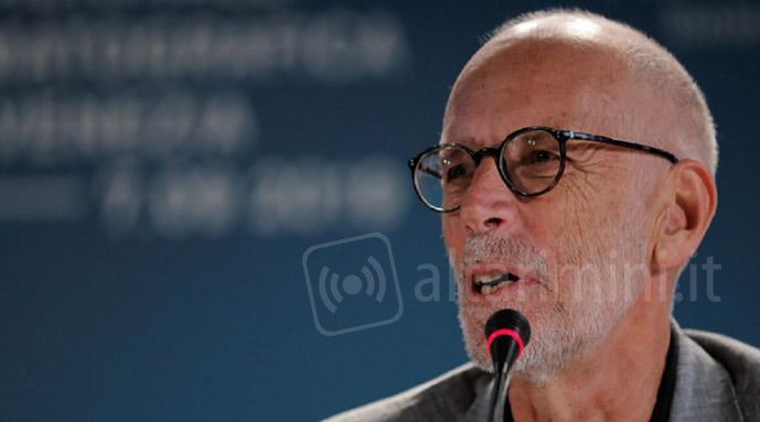 Gabriele salvatores jpg Gabriele Salvatore al Cinepalace di Riccione per presentare il suo ultimo film