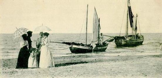 Spiaggia vecchia RICCIONE LE ANTICHE ORIGINI