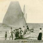 Vele vecchie 144x144 Riccione Cenni storici nascita dei bagni marittimi