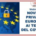 Privacy 144x144 Federalberghi Riccione Webinar 8211 NOVIT PRIVACY EUROPEA AI TEMPI DEL COVID 19