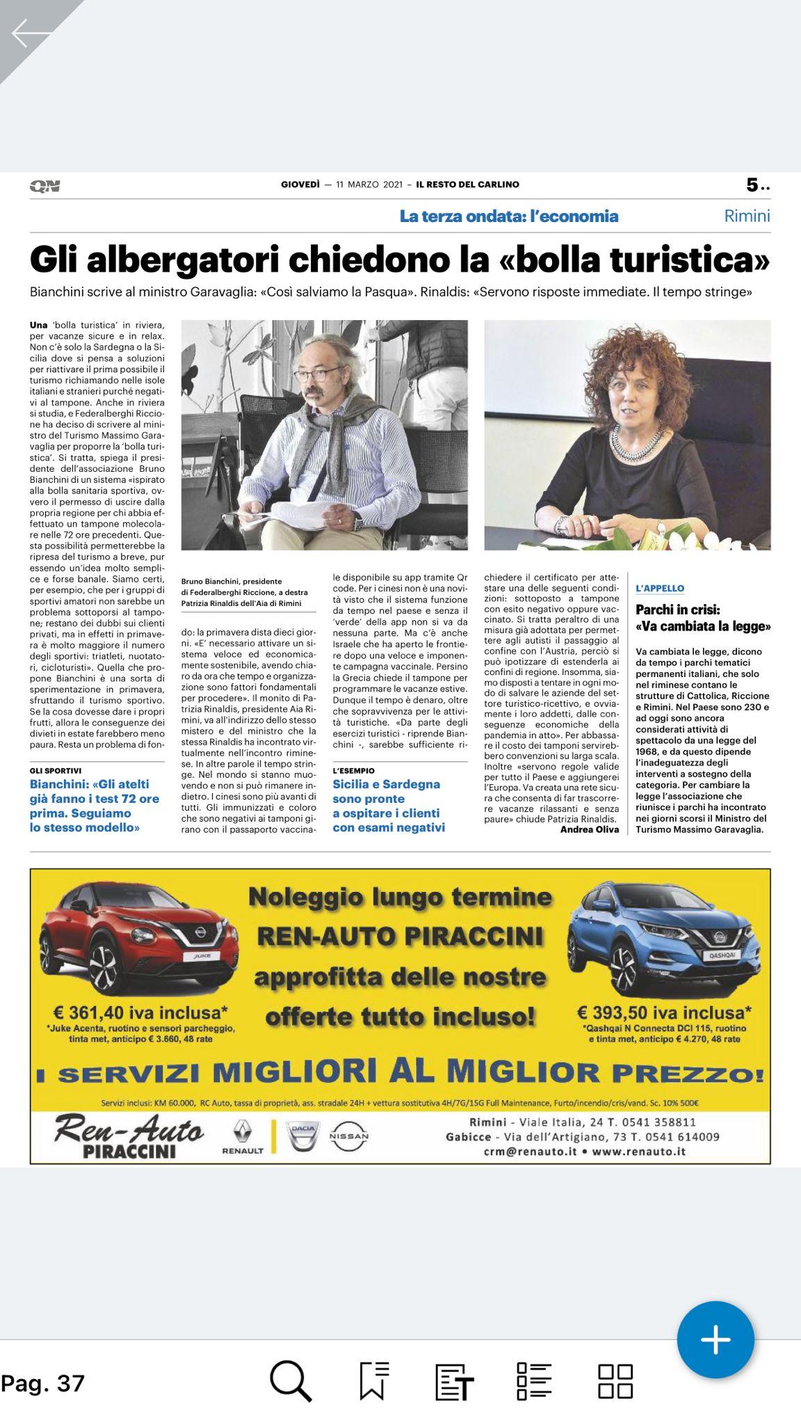 Aiatamp2 Riccione Offerta Clienti Affezionati