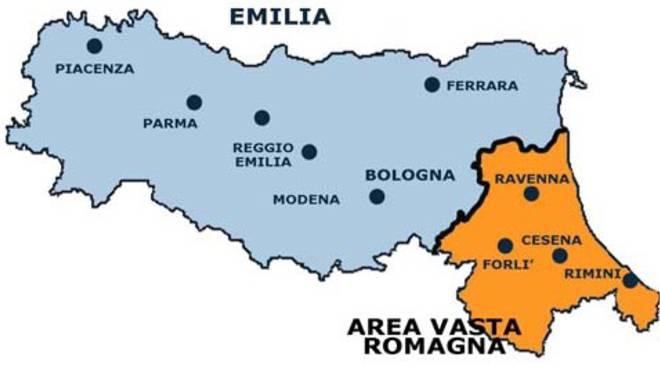 Romagna RICCIONE LE ANTICHE ORIGINI