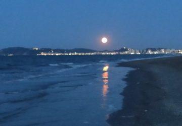 Luna piena sul mare 360x250 Riccione serata per licantropi al mare